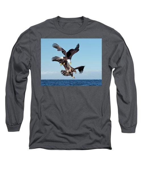 Diving Duo Long Sleeve T-Shirt