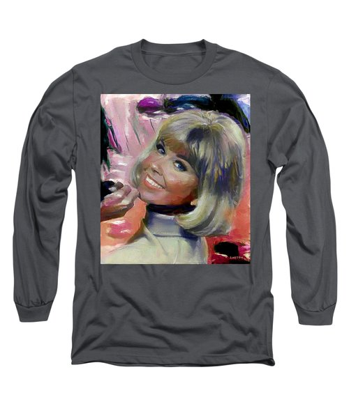 Doris Day Long Sleeve T-Shirt