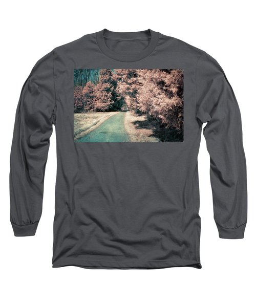 Down The Road Long Sleeve T-Shirt