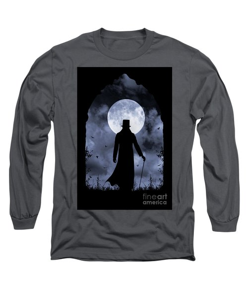 Dracula Returns Long Sleeve T-Shirt
