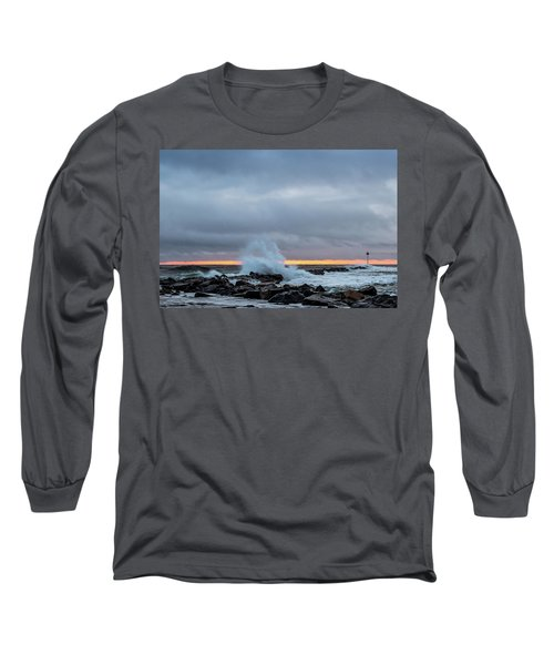 Dramatic Beginnings. Long Sleeve T-Shirt