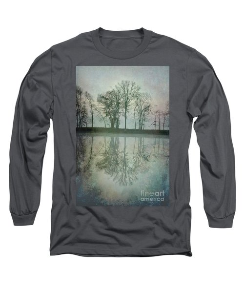 Dramatic Reflection Long Sleeve T-Shirt