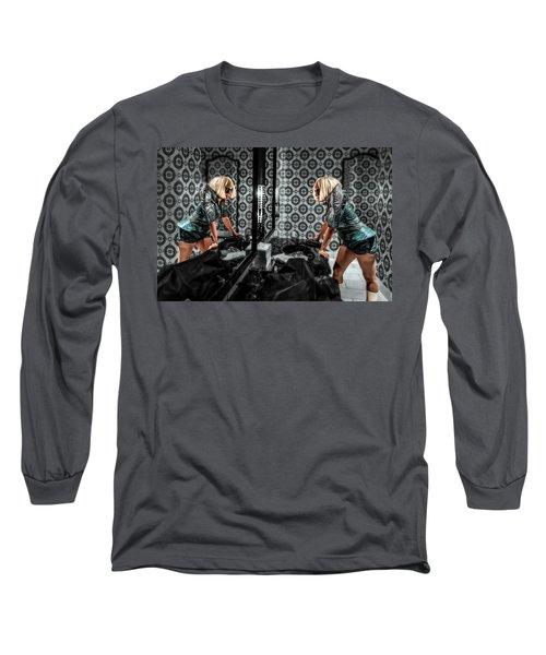 Dual Identity Long Sleeve T-Shirt