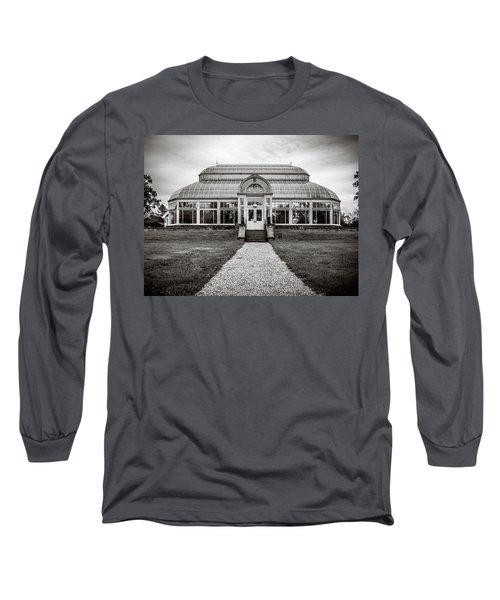 Duke Farms Conservatory Long Sleeve T-Shirt