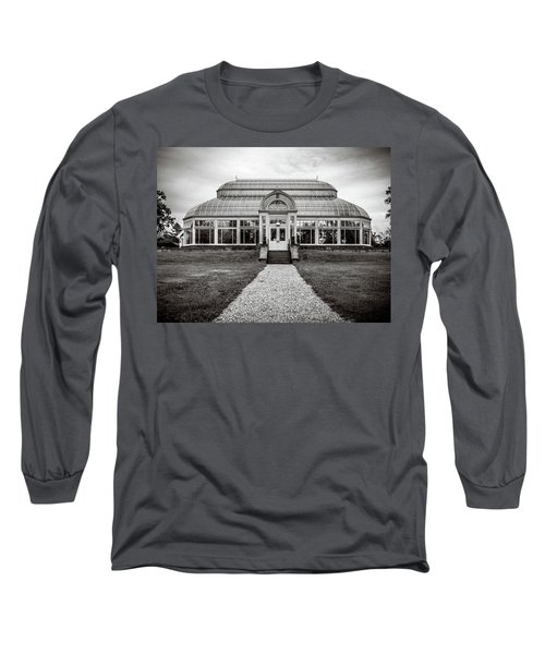Duke Farms Conservatory Long Sleeve T-Shirt