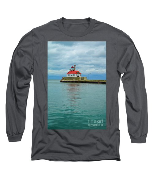 Duluth Lighthouse 2 Long Sleeve T-Shirt