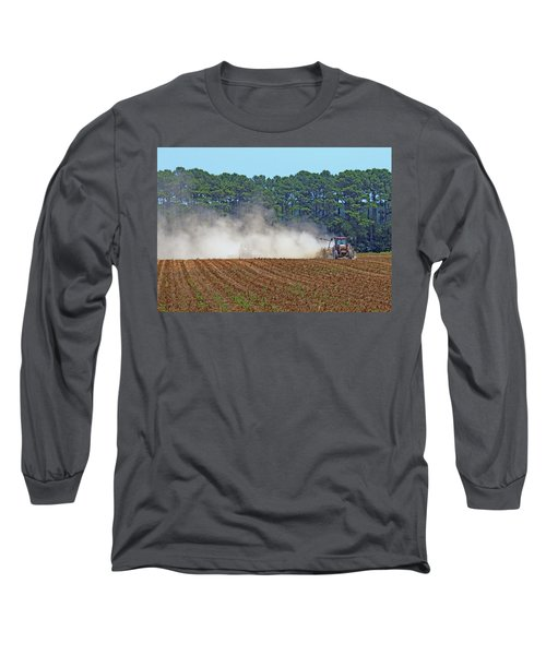 Dust Farming Long Sleeve T-Shirt