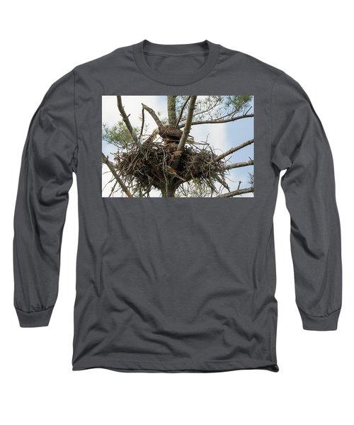 Eagle Nest Long Sleeve T-Shirt