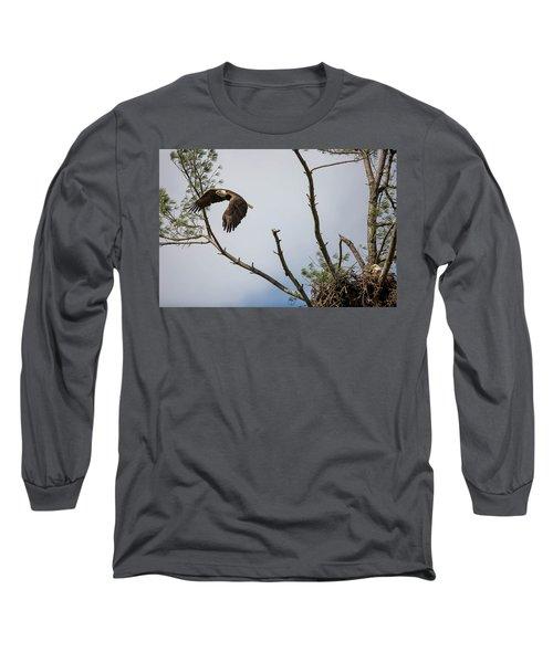 Eagle's Nest Long Sleeve T-Shirt