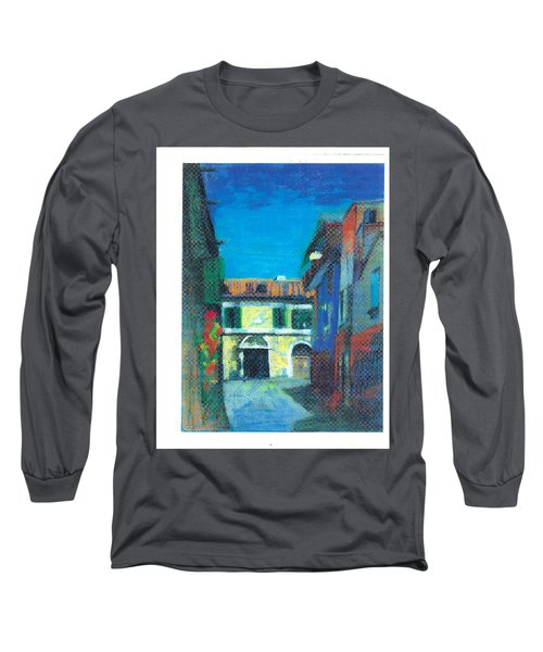 Edifici Long Sleeve T-Shirt