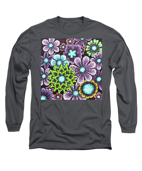 Efflorescent 12 Long Sleeve T-Shirt