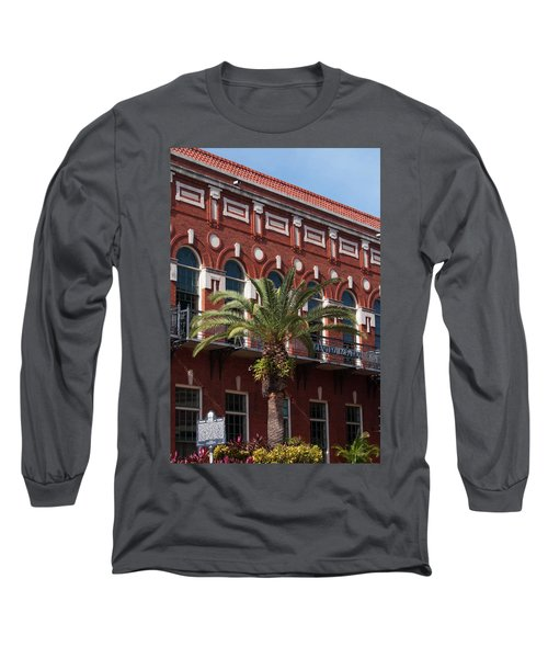 El Centro Espanol De Tampa Long Sleeve T-Shirt
