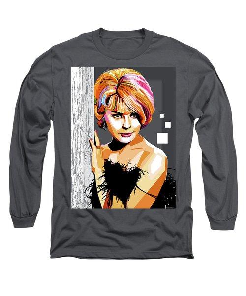 Elke Sommer Long Sleeve T-Shirt