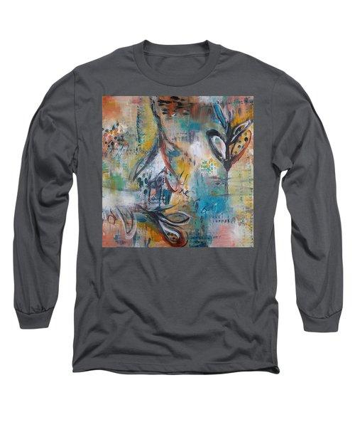 Emancipator Long Sleeve T-Shirt