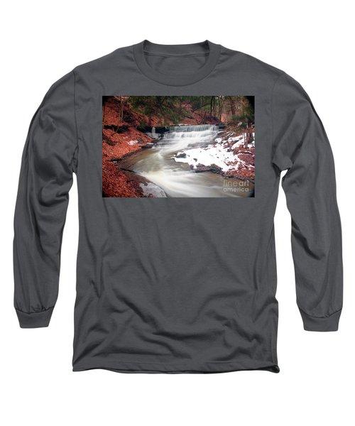 Emery Park South Wales Ny Long Sleeve T-Shirt