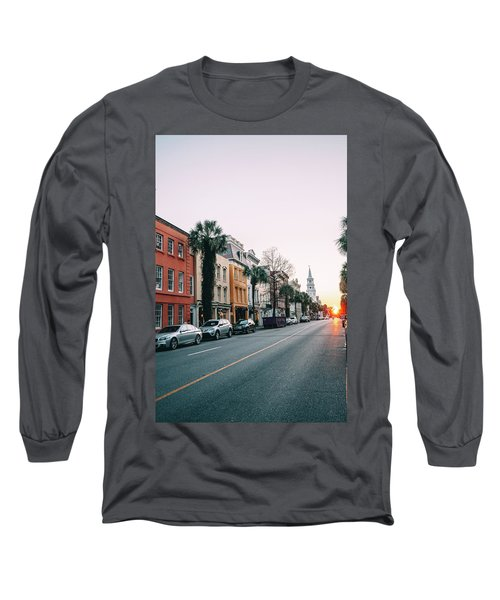 End Of The Road Long Sleeve T-Shirt