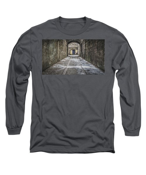 End Of The Tracks Long Sleeve T-Shirt
