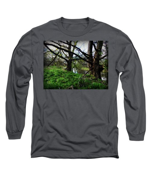 Enlightening Times Long Sleeve T-Shirt