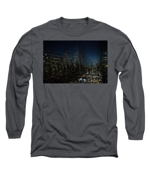 Escape From New York Long Sleeve T-Shirt