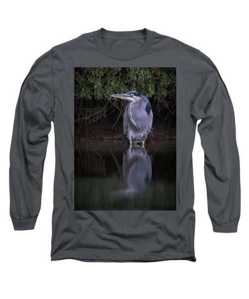 Evening Stalk Long Sleeve T-Shirt