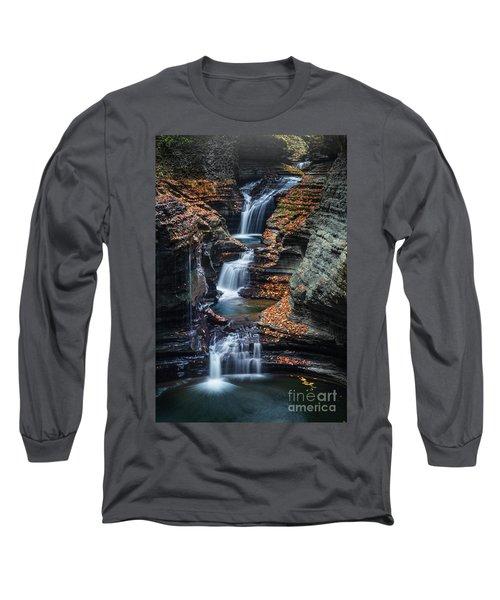 Every Teardrop Is A Waterfall Long Sleeve T-Shirt