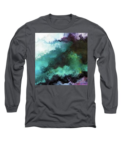 Exodus 14 14. The Lord Shall Fight For You Long Sleeve T-Shirt