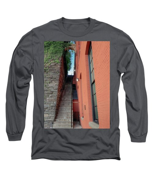 Exorcist Stairs Beauty Long Sleeve T-Shirt