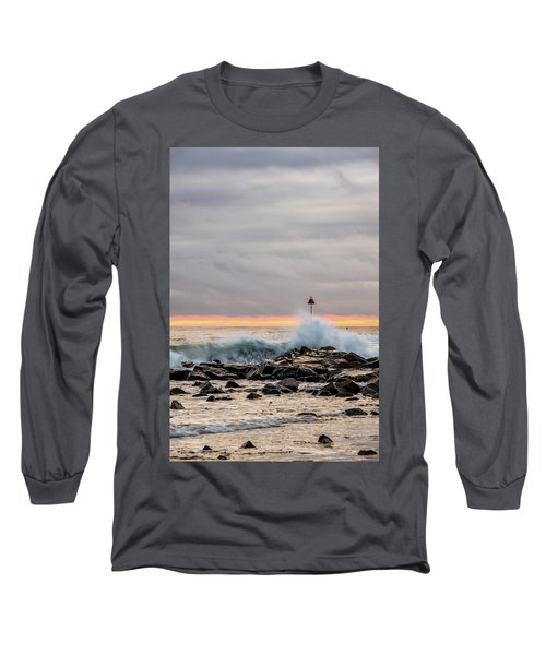 Explosive Sea 1 Long Sleeve T-Shirt