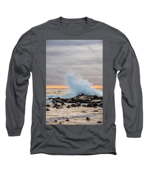 Explosive Sea 3 Long Sleeve T-Shirt