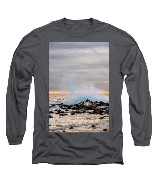 Explosive Sea 5 Long Sleeve T-Shirt
