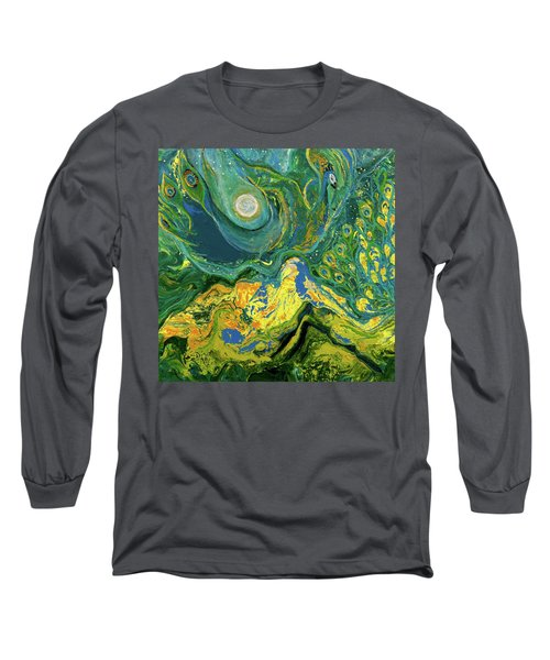 Eyes Of The Stars Long Sleeve T-Shirt