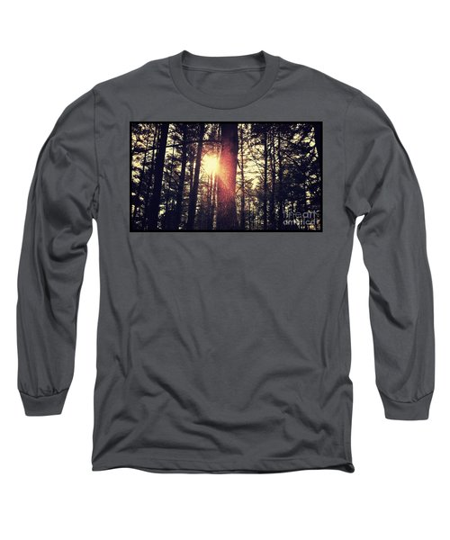 Fall Of Light Long Sleeve T-Shirt