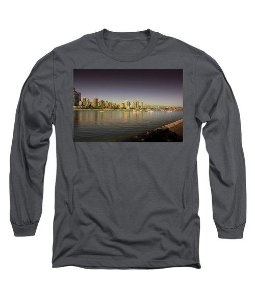 False Creek Golden Hour Long Sleeve T-Shirt