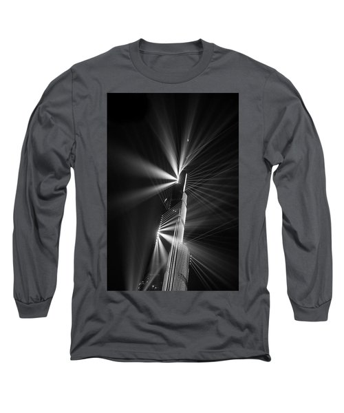 Fan Dance Long Sleeve T-Shirt