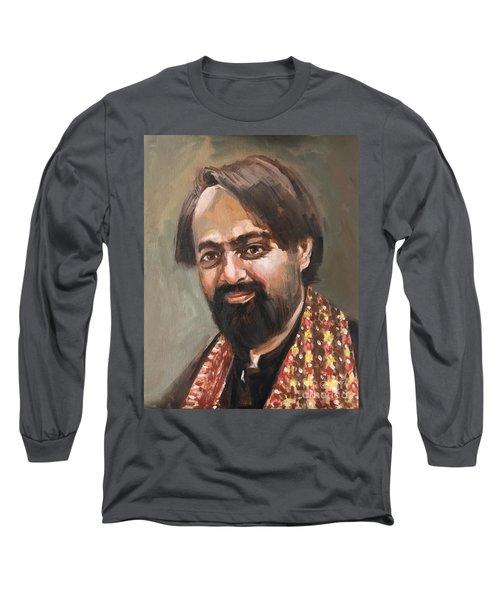 Farhan Shah Long Sleeve T-Shirt