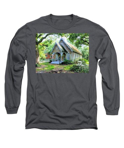Feel At Ease Long Sleeve T-Shirt