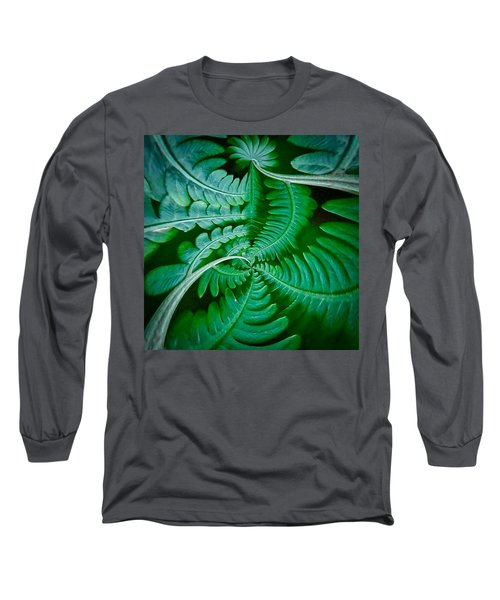 Fern Dance Long Sleeve T-Shirt