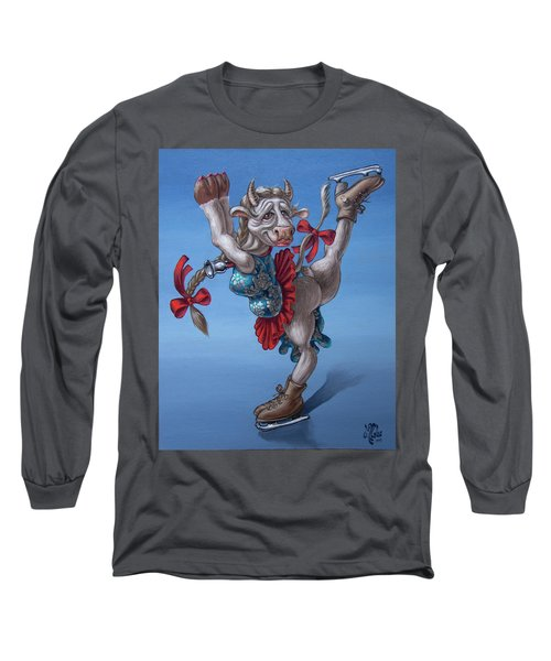 Figure Skater Long Sleeve T-Shirt
