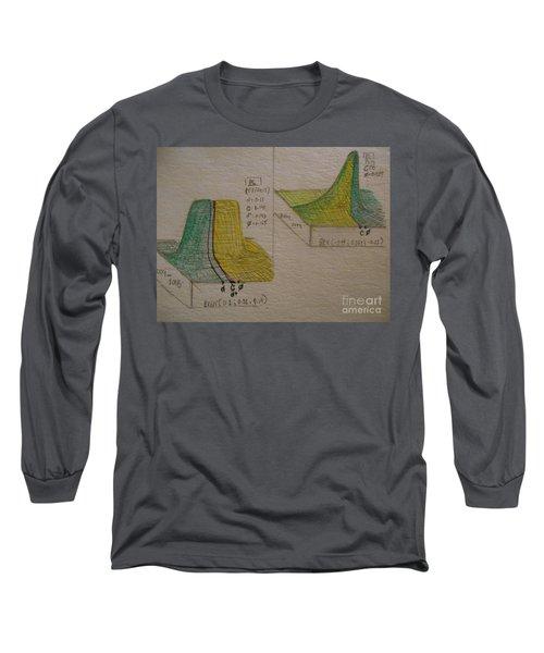 Financial Visual 3d Pg 2018 Long Sleeve T-Shirt