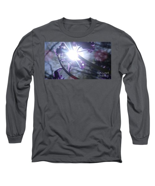 Fine Art Bluebells Photo 1 Long Sleeve T-Shirt