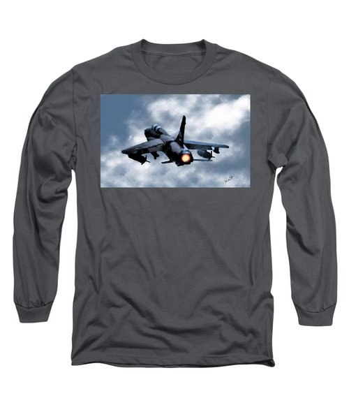 First In Last Out Long Sleeve T-Shirt