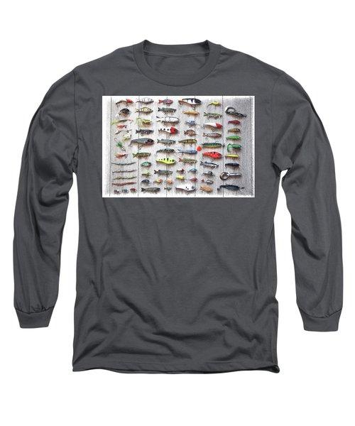Fishing Lures - Dwp2669219 Long Sleeve T-Shirt