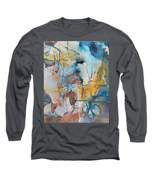 Fissures Long Sleeve T-Shirt