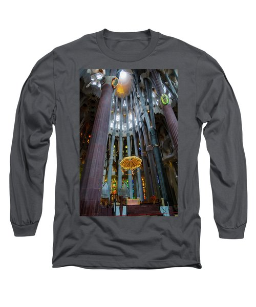 Long Sleeve T-Shirt featuring the photograph Flight Of Fancy 2 by Alex Lapidus