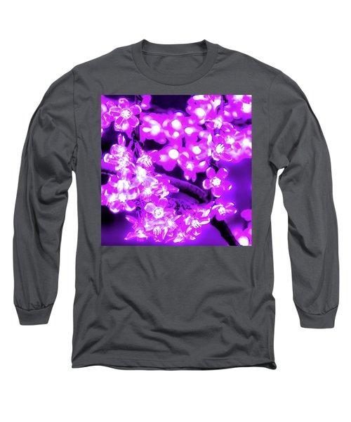 Flower Lights 2 Long Sleeve T-Shirt