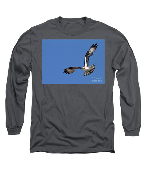 Focused Osprey Long Sleeve T-Shirt