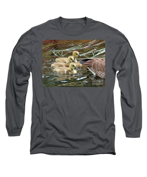 Following Mom's Lead Long Sleeve T-Shirt