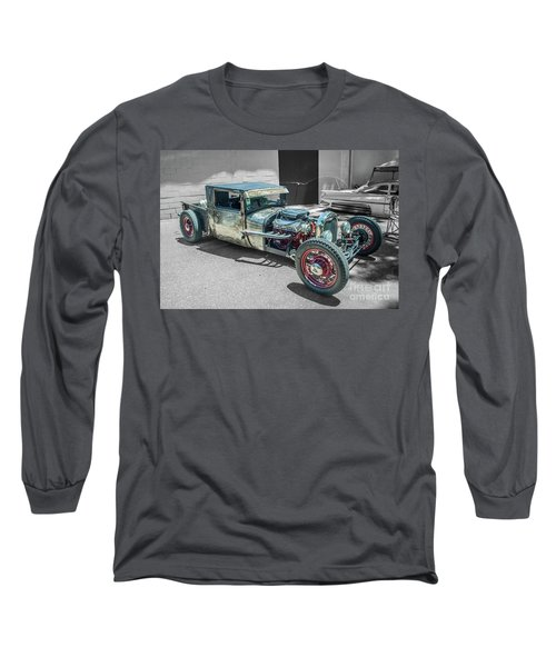Ford Rat Rod Long Sleeve T-Shirt
