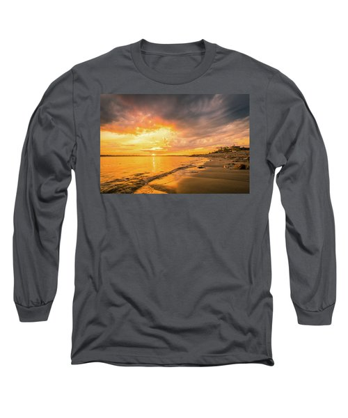 Fort Foster Sunset Watchers Club Long Sleeve T-Shirt