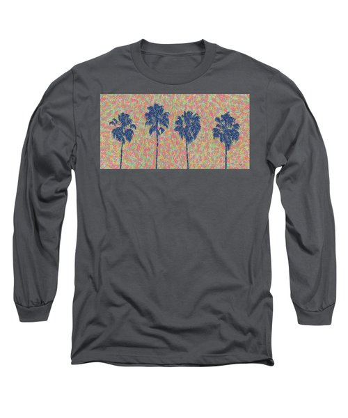 Four On Voltaire Long Sleeve T-Shirt